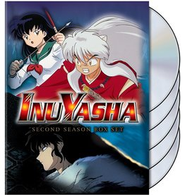 Anime Inuyasha Second Season Box Set (USED)