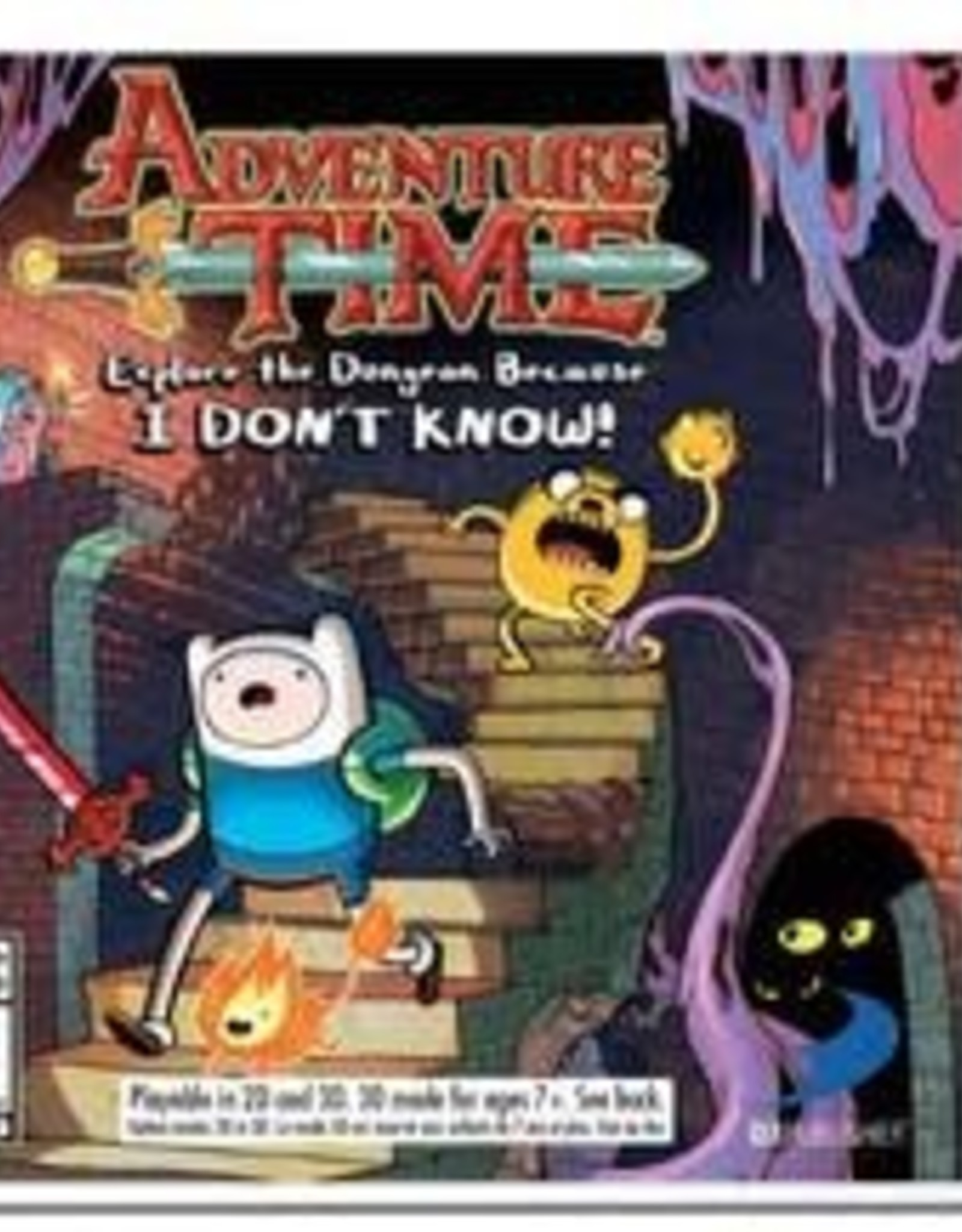 Nintendo 3DS Adventure Time: Explore the Dungeon Because I Don't Know (CiB)