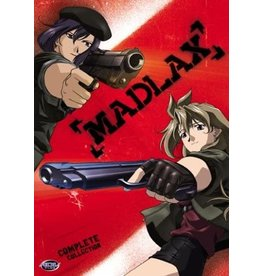 Anime Madlax The Complete Collection (USED)
