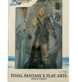 Final Fantasy X Tidus Figure (Play Arts, BRAND NEW)