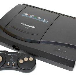 3DO Panasonic 3DO FZ-10 Console (Includes 2 Controllers, 1 Demo Disc, Crash N' Burn)