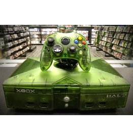 Xbox Halo Limited Edition Xbox Console (Includes Halo, Halo 2, Halo 2 Multiplayer Map Pack) *Refurbished*