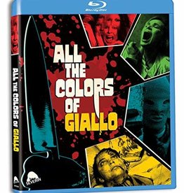 Horror Cult All the Colors of Giallo (Brand New)