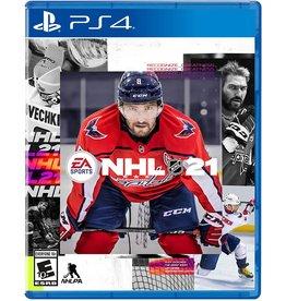 Playstation 4 NHL 21 (Brand New)