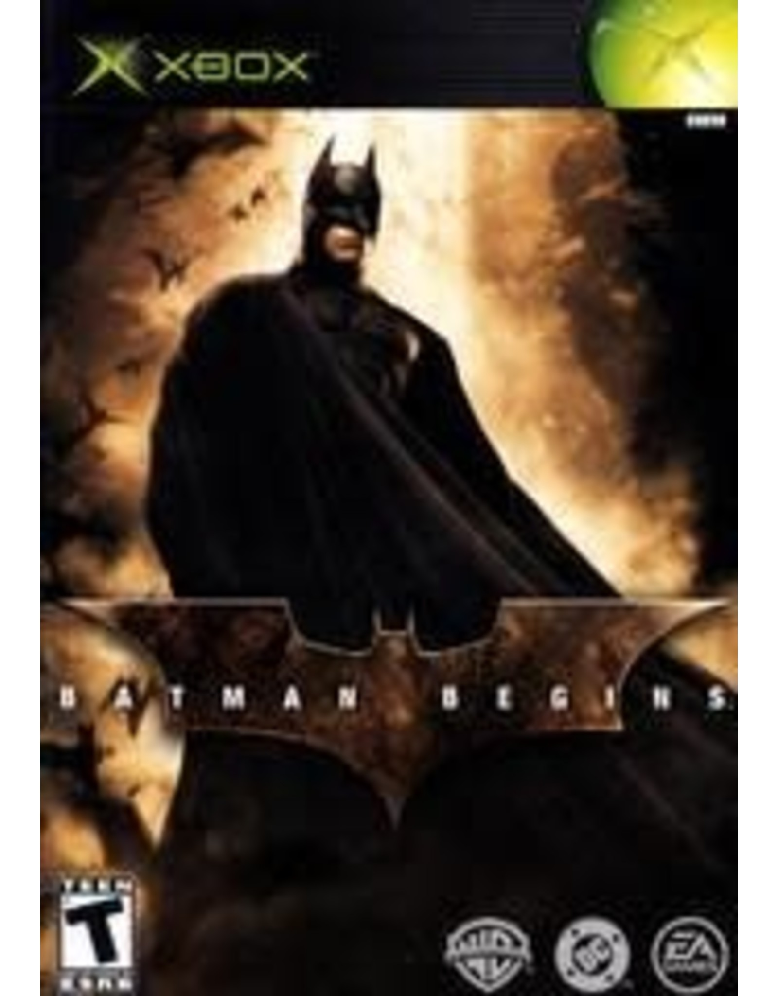 Xbox Batman Begins (CiB)