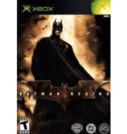 Xbox Batman Begins (CiB)