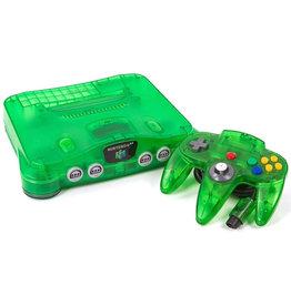 Nintendo 64 Funtastic Jungle Green Nintendo 64 Console (Used)