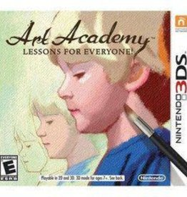 Nintendo 3DS Art Academy: Lessons for Everyone (Used)
