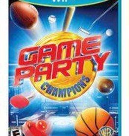 Wii U Game Party Champions (CiB)