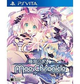 Playstation Vita Moe Chronicle (Brand New, Asian Import, English Subs)