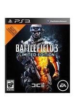Playstation 3 Battlefield 3 Limited Edition NO DLC (CiB)