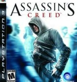 Playstation 3 Assassin's Creed (No Manual)