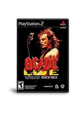Playstation 2 AC/DC Live Rock Band Track Pack (CiB)