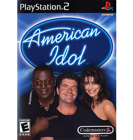 Playstation 2 American Idol (CiB)