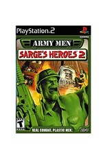 Playstation 2 Army Men Sarge's Heroes 2 (CiB)