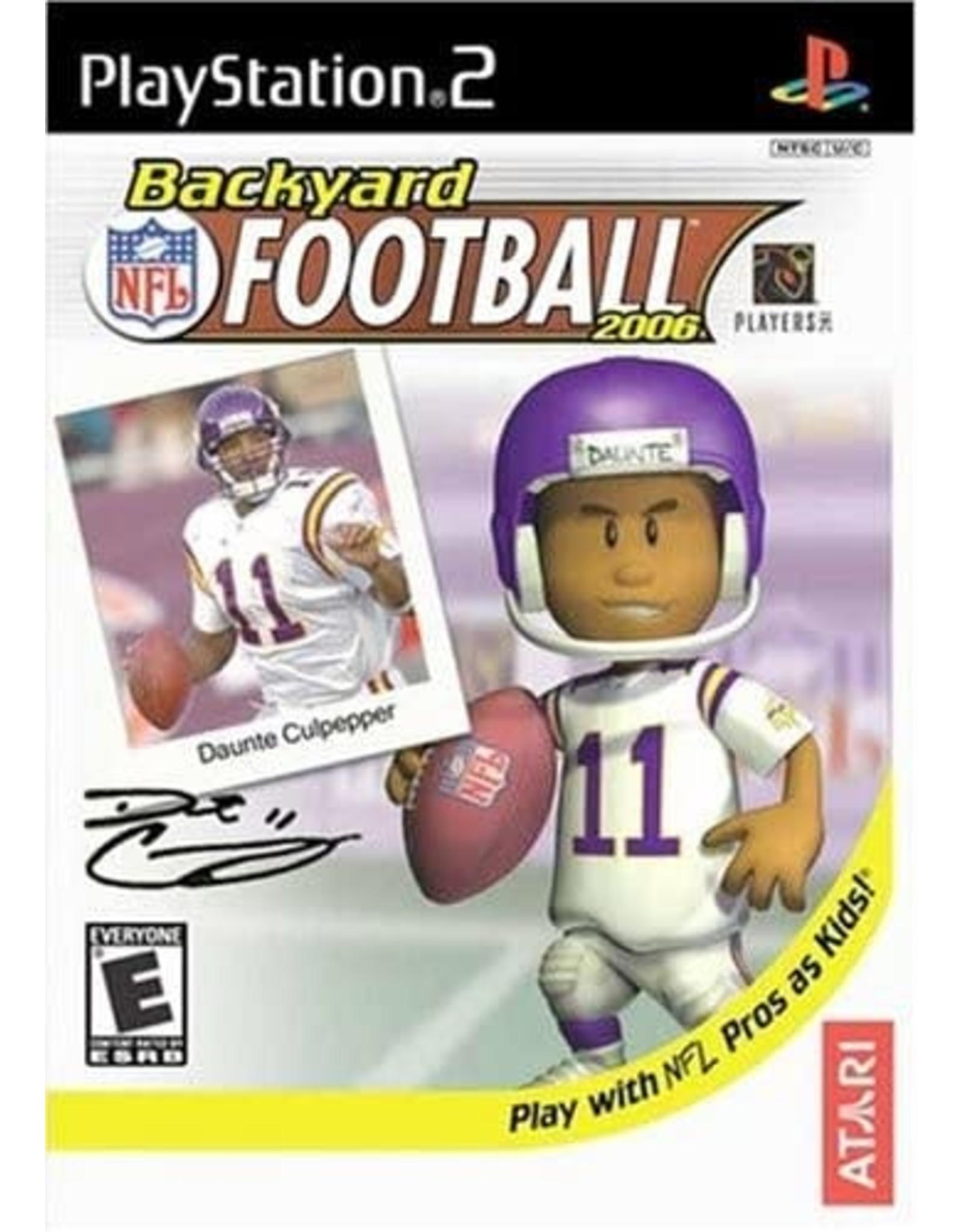 Playstation 2 Backyard Football 2006 (CiB)