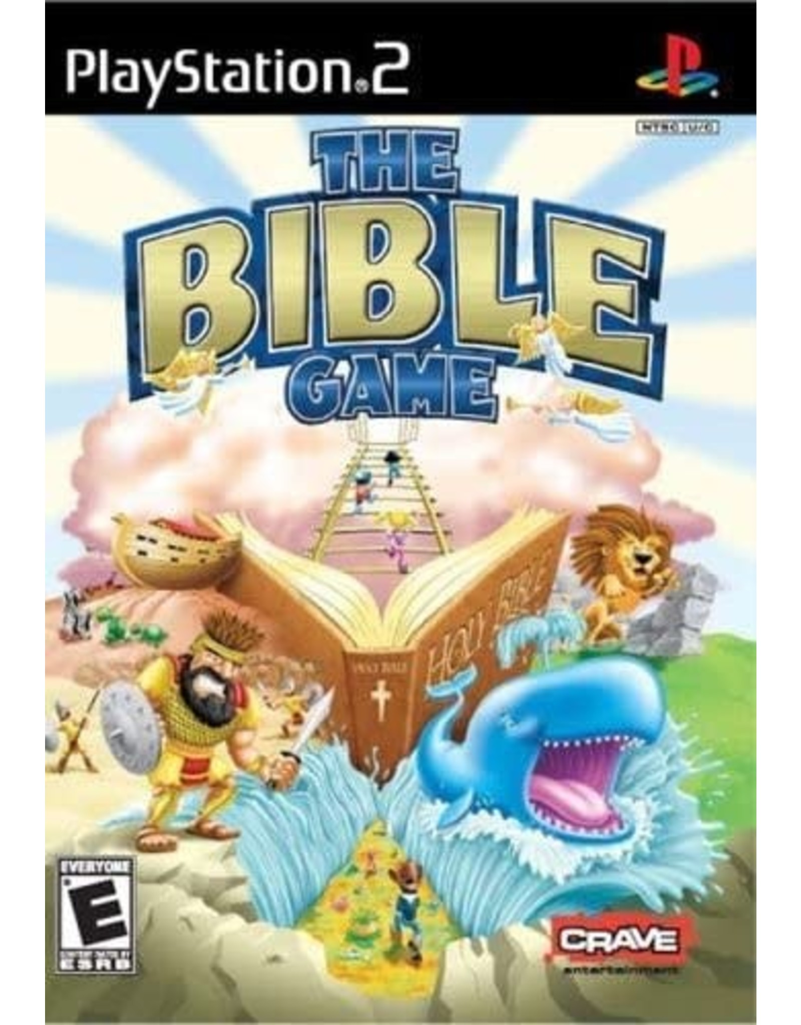 Playstation 2 Bible Game, The (CiB)