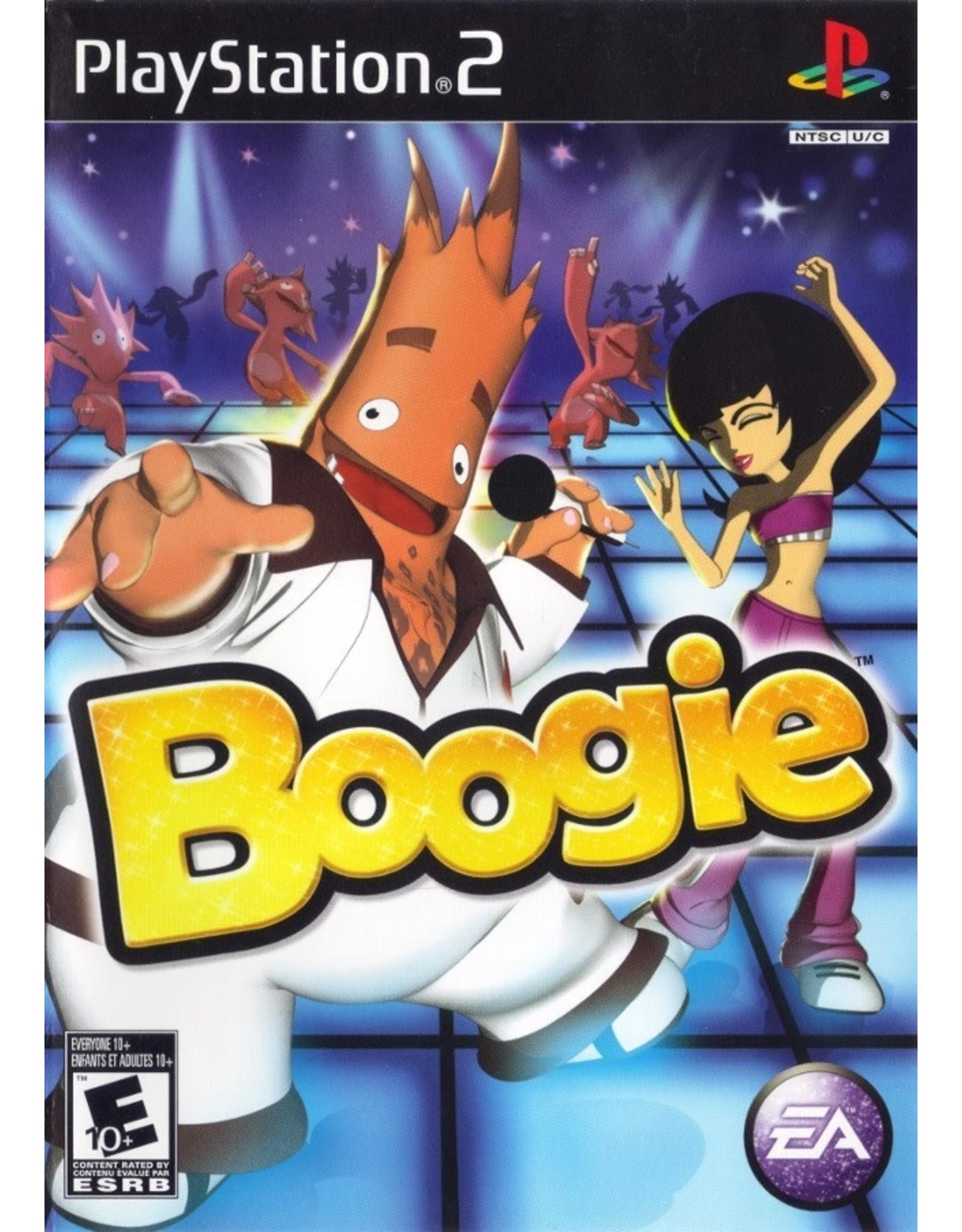 Playstation 2 Boogie (CiB)