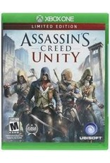 Xbox One Assassin's Creed Unity Limited Edition (Used, No DLC)