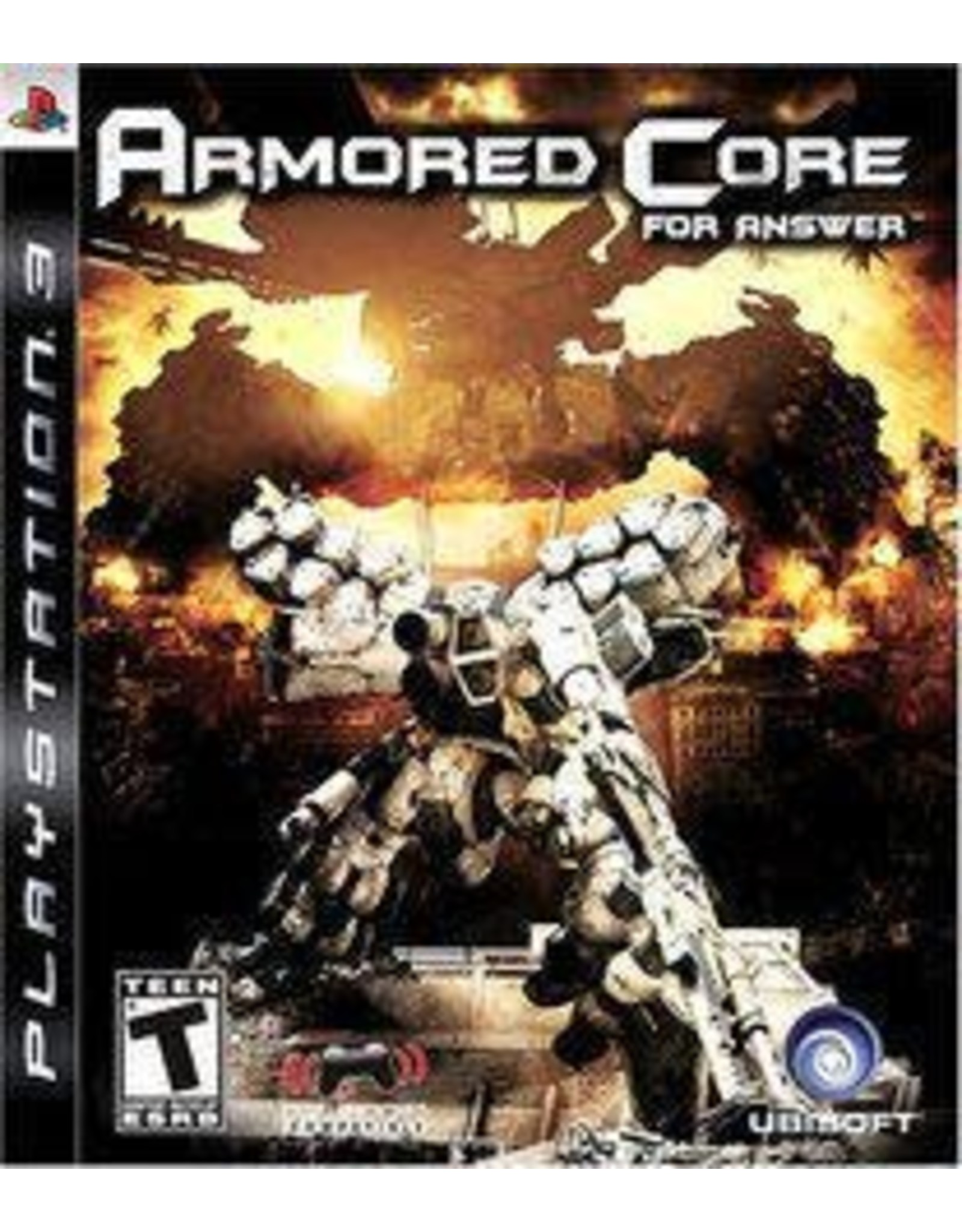 Playstation 3 Armored Core For Answer (CiB)