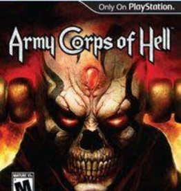 Playstation Vita Army Corps of Hell (Brand New)