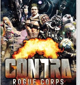 Nintendo Switch Contra Rogue Corps (USED)