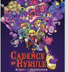 Nintendo Switch Cadence of Hyrule