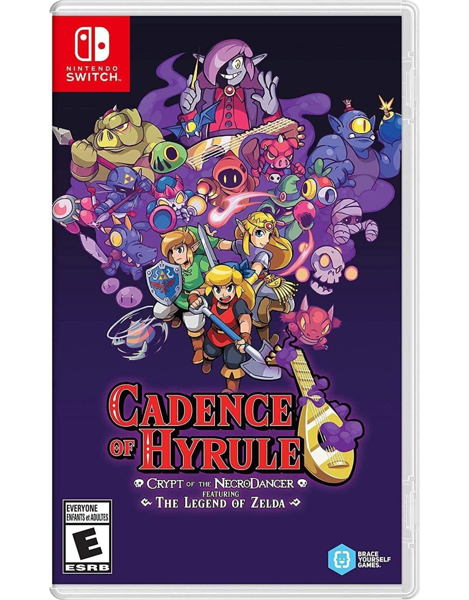 Nintendo Switch Cadence of Hyrule