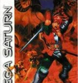 Sega Saturn Shining Force III (CiB)
