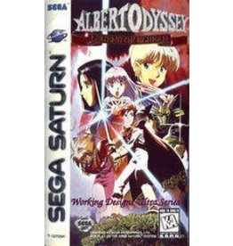 Sega Saturn Albert Odyssey (CiB)