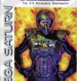 Sega Saturn Blast Chamber (CiB)
