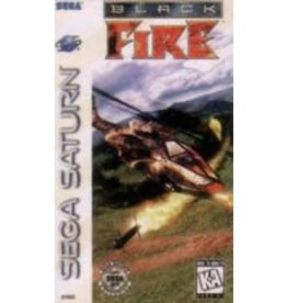 Sega Saturn Black Fire (CiB)
