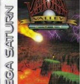 Sega Saturn Valora Valley Golf (CiB)