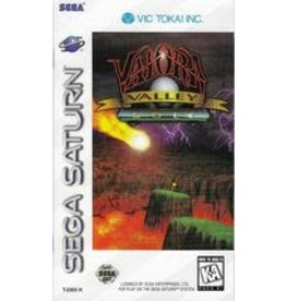 Sega Saturn Valora Valley Golf (CiB)