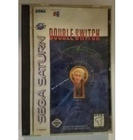 Sega Saturn Double Switch (Sealed, Brand New)