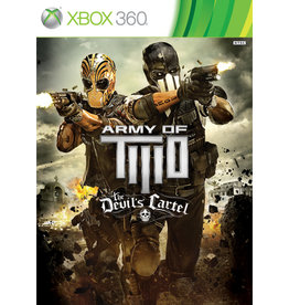Xbox 360 Army of Two: The Devil's Cartel
