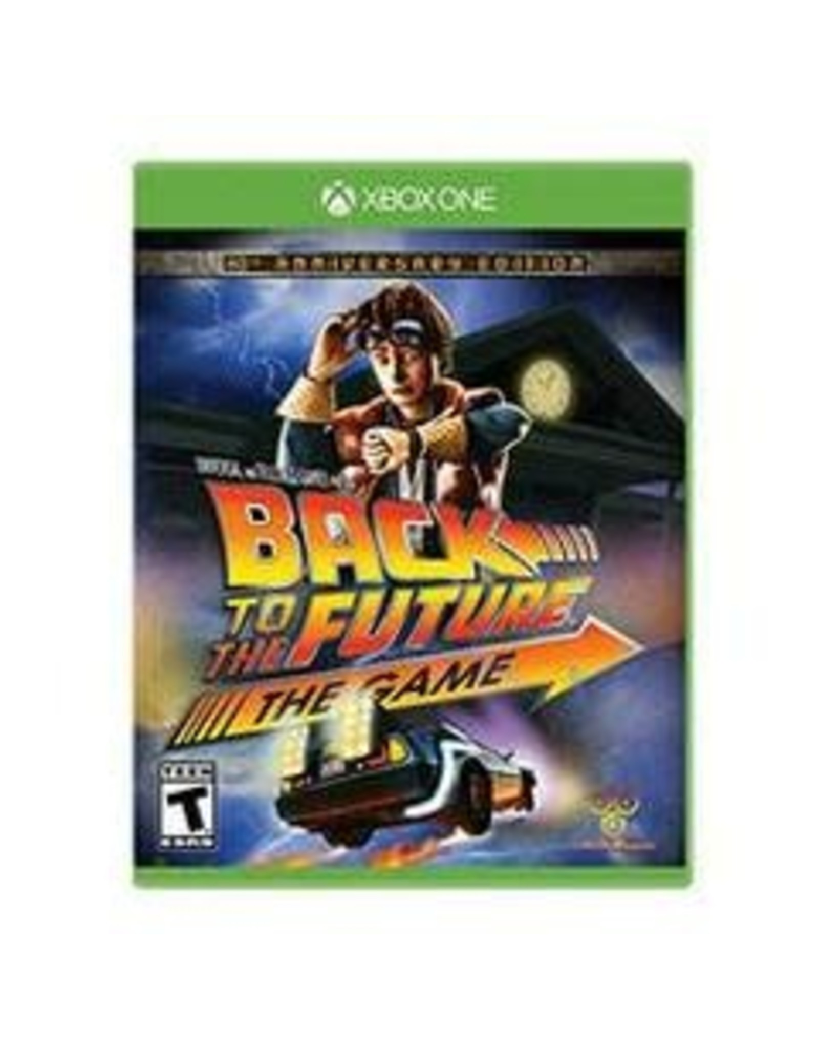Xbox One Back to the Future: The Game 30th Anniversary