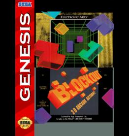 Sega Genesis Block Out (Cart Only)