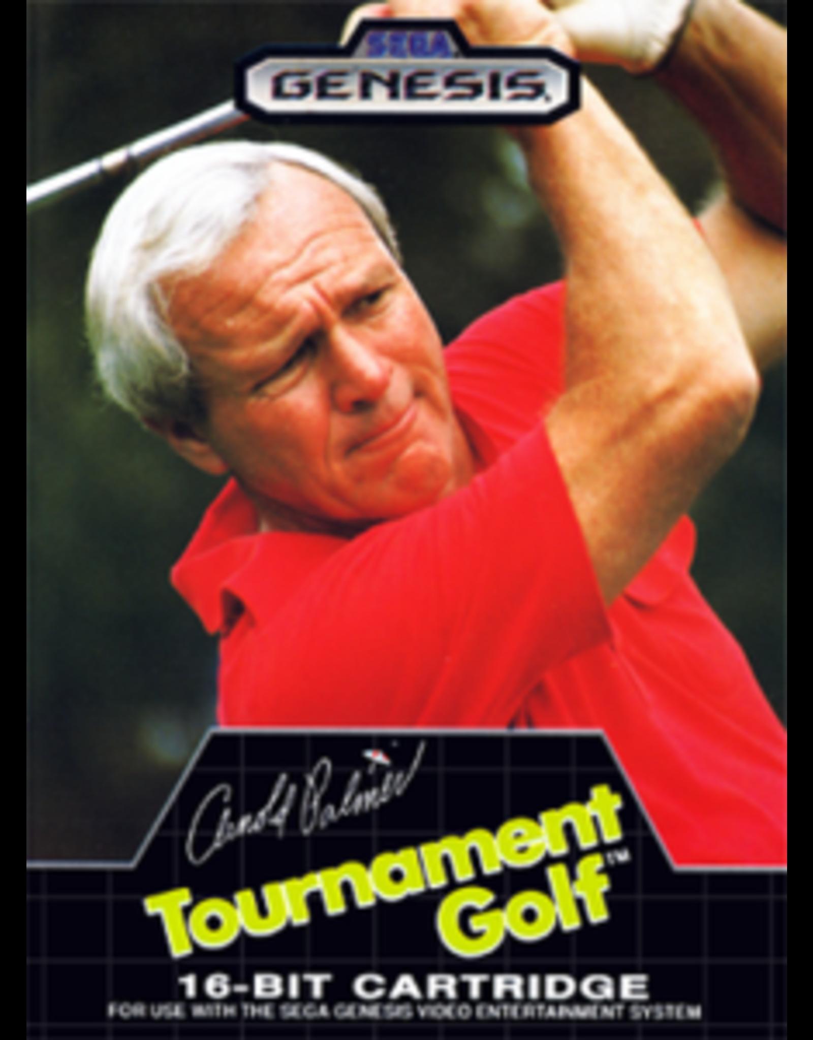 Sega Genesis Arnold Palmer Tournament Golf (Cart Only)