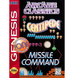 Sega Genesis Arcade Classics (Cart Only)