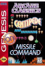 Sega Genesis Arcade Classics (Damaged Label, Cart Only)