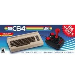 Commodore 64 C64 Mini Console (Brand New)