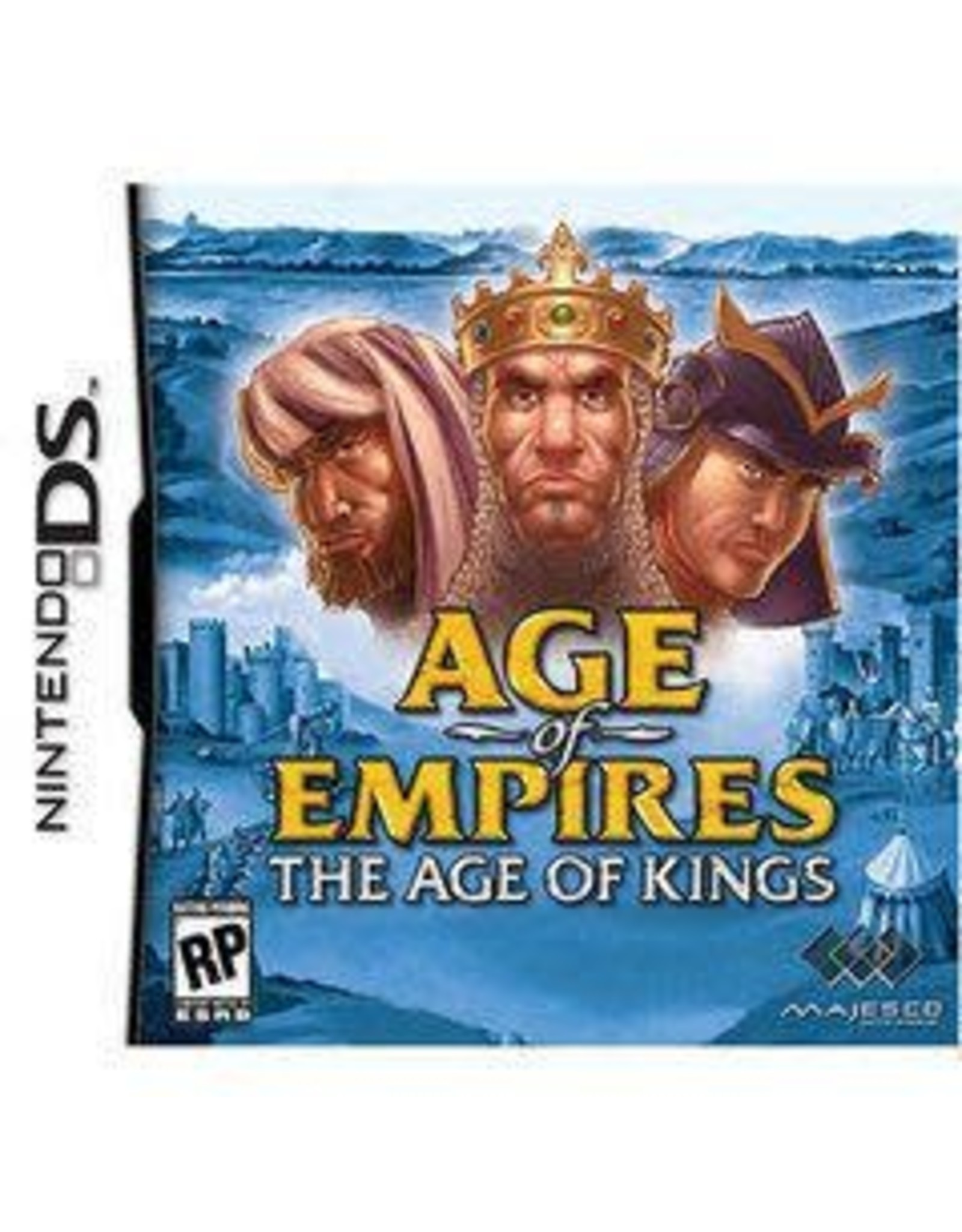 Nintendo DS Age of Empires The Age of Kings (Cart Only)