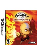 Nintendo DS Avatar The Last Airbender Into the Inferno (Cart Only)