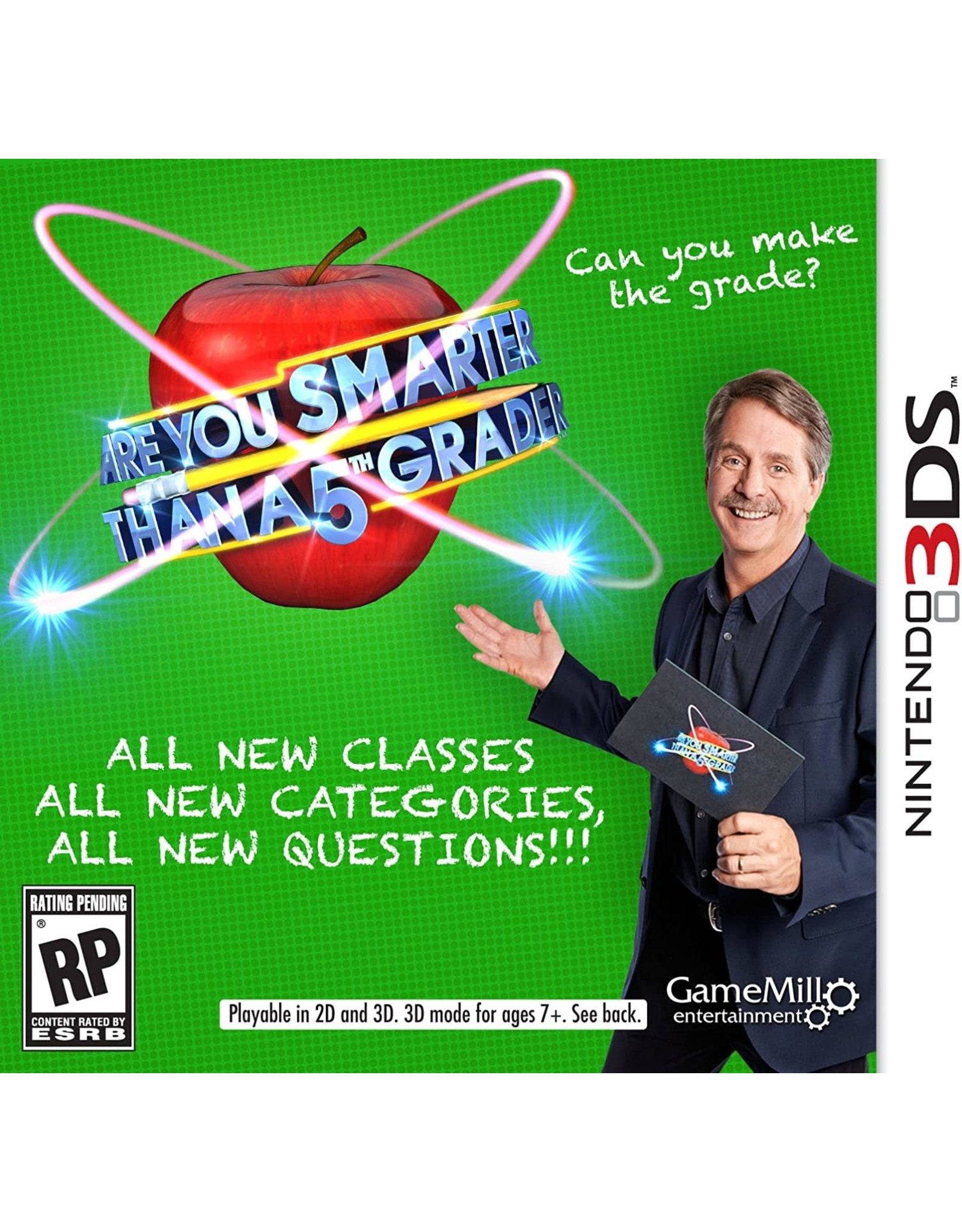 Nintendo 3DS Are You Smarter Than A 5th Grader? (Cart Only)