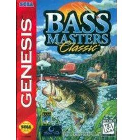 Sega Genesis Bass Masters Classics (Cardboard Box, CiB)