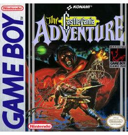 GameBoy Castlevania Adventure (CiB, No Insert, Damaged Box)