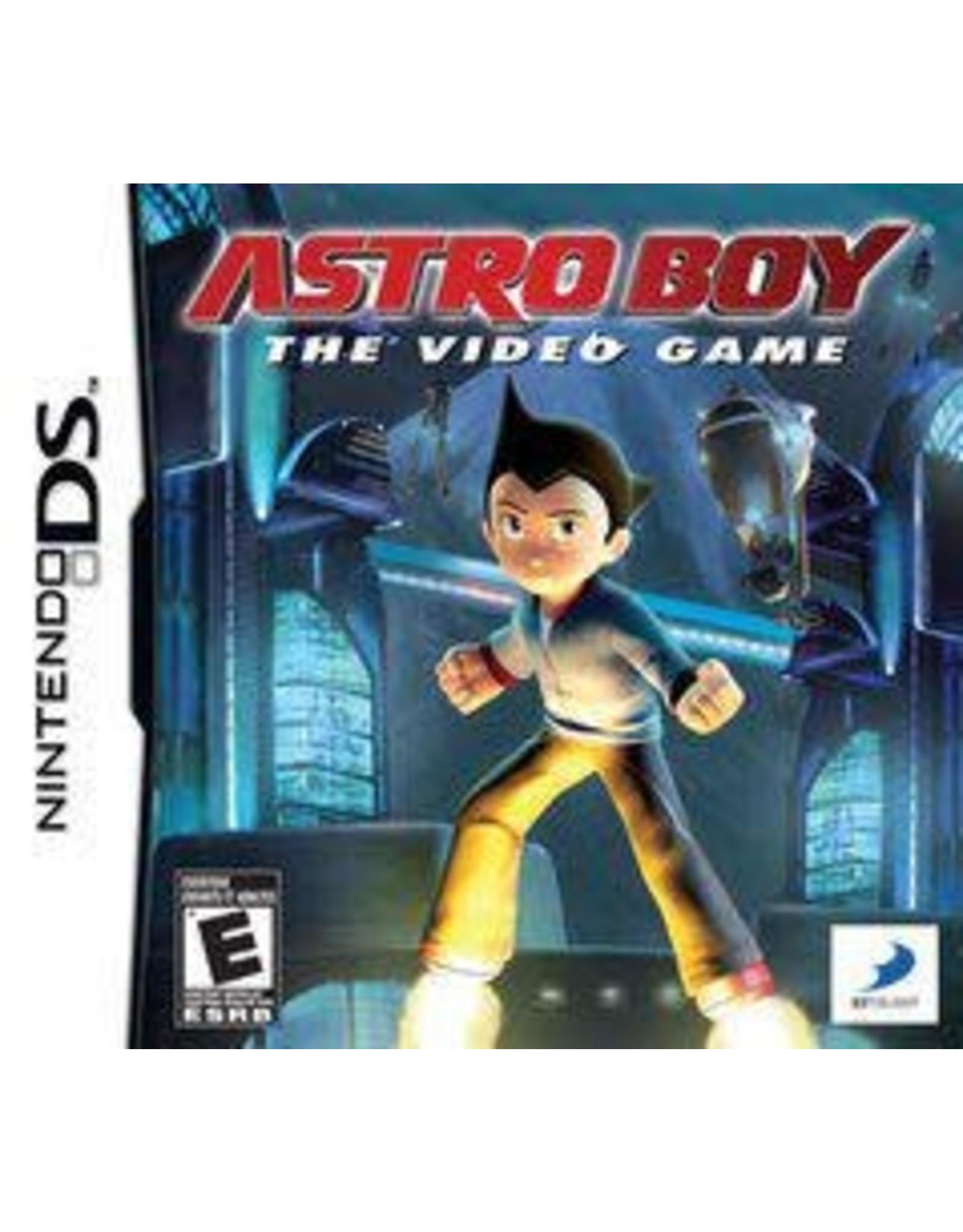 Nintendo DS Astro Boy: The Video Game (CiB)