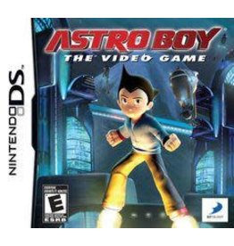 Nintendo DS Astro Boy: The Video Game (CiB)