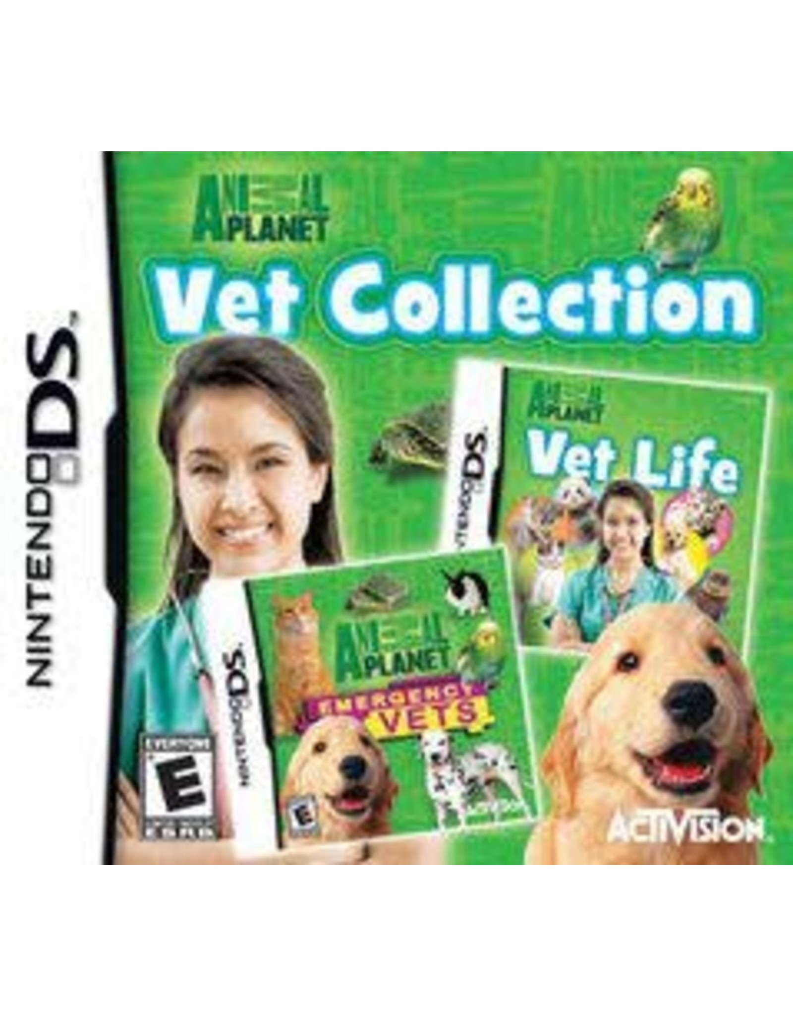 Nintendo DS Animal Planet: Vet Collection